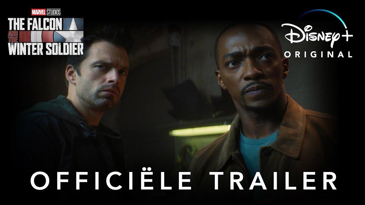 De officiële Falcon & the Winter Soldier trailer is hier