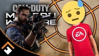 Modern Warfare: 4 Reasons EA is in Full Panic Mode