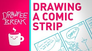 Comic Strip - DRAWFEE BREAK