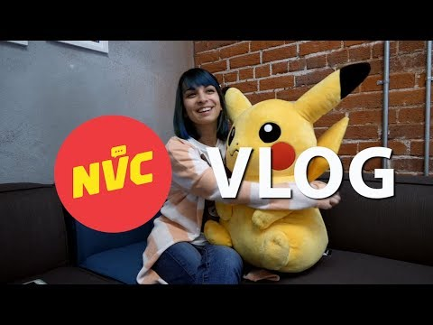 WHAT'S IT LIKE TO BE ON THE IGN WIKI TEAM? - Nintendo Voice Chat Vlog Ep. 28
