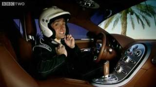 Bugatti Veyron v. McLaren F1 Drag Race - Top Gear - BBC Two