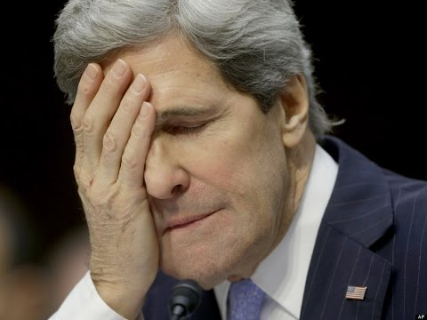 Leaked audio: Sec of State Kerry confirms US used ISIS to remove Syria's Assad