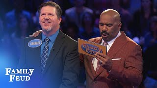 Charles in CHARGE! | Family Feud
