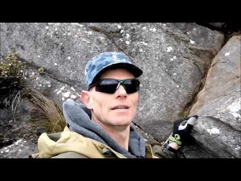 Mt Maggog climb Stirling ranges