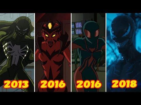 Эволюция Женщины Симбиот (2013-2018)