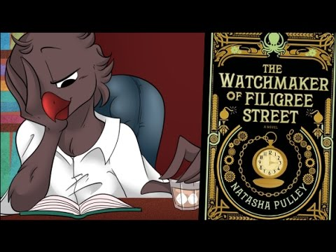 Review: The Watchmaker of Filigree Street