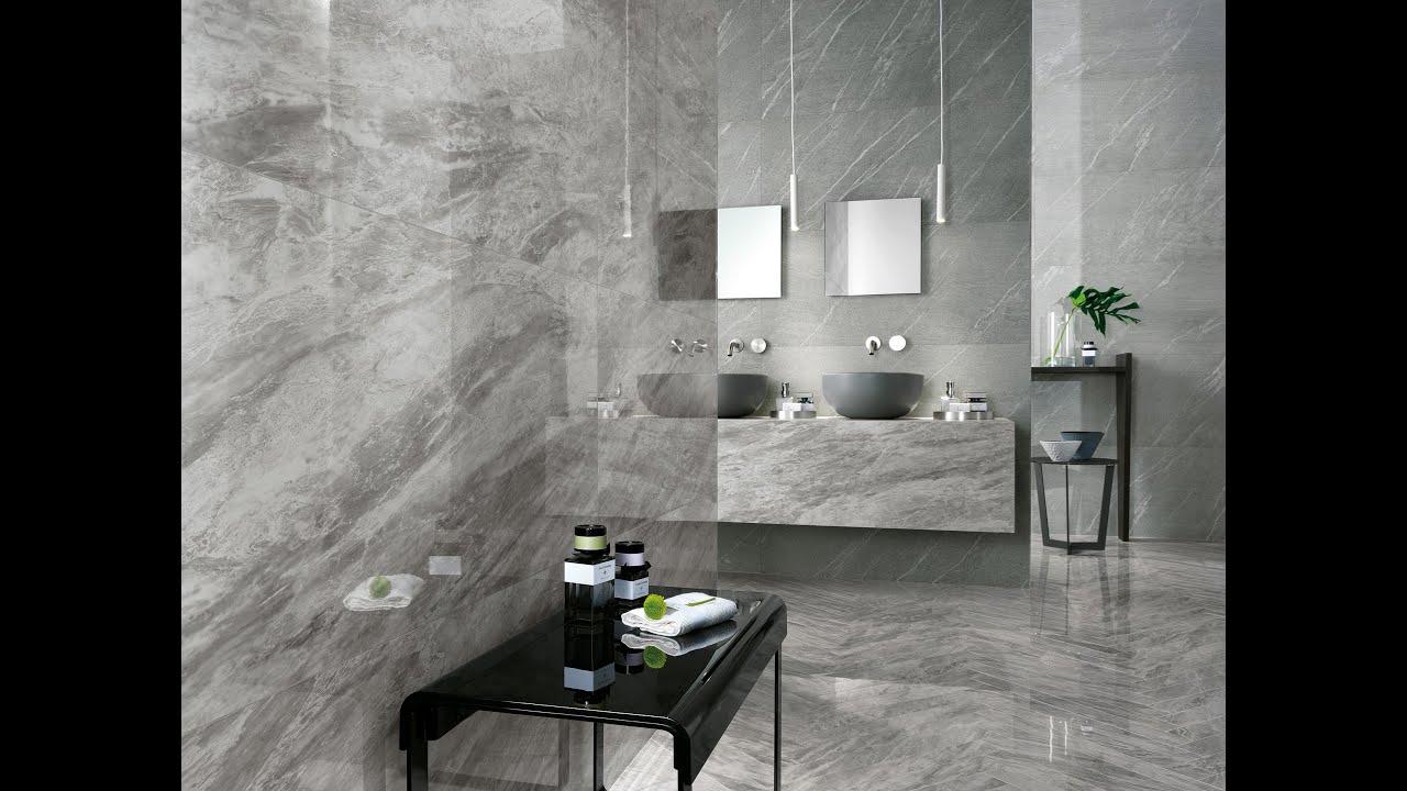 inspiring bathroom marble look bardiglio