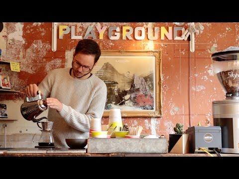 Coffee in Hamburg, Playground Coffee, Veljko Tatalović