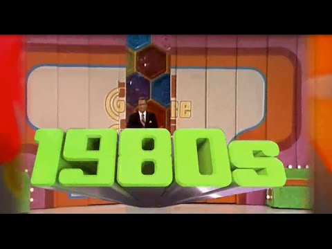 The Price is Right Decades Week: 1980s Full Episode (60fps) - 9/22/15
