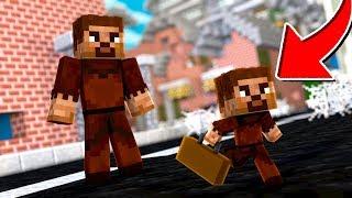 ARDA EVDEN KAÇIYOR! 😱 - Minecraft