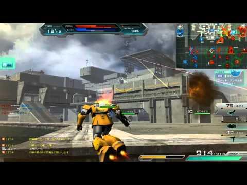 MSGO】 Mobile Suit Gundam Online - Yet Another Belfast - YouTube