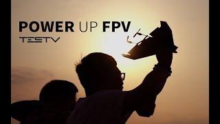 《值不值得买》第230期:一个玩了会上瘾的纸飞机——POWER UP FPV