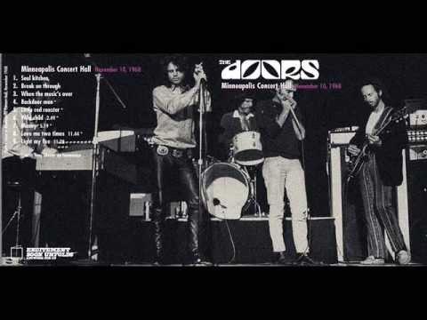 TheDoors 1968 11 10 Minneapolis