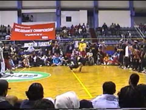 Breakdance - İzmir Championship CD 1
