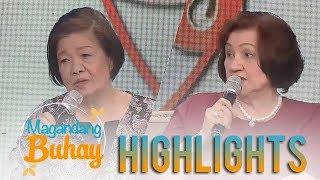 Magandang Buhay: Lola Anita and Mamita's message to their grandchildren
