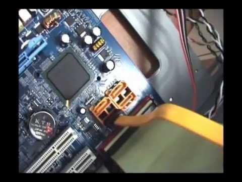 16- Instalación del Disco Serial ATA II