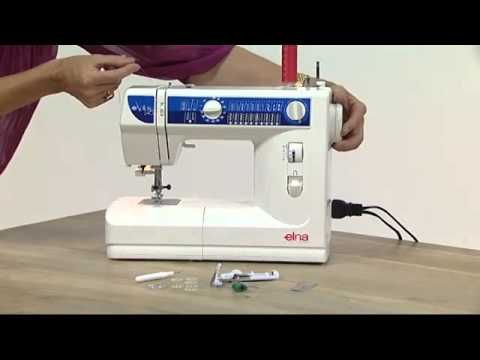 Elna EXplore 40 Sewing Machine Demonstration YouTube New Elna 2000 Sewing Machine Price