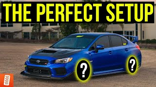 Building the ULTIMATE 2018 Subaru WRX STI - Part 4 (NEW Wheels & KW Coilovers)