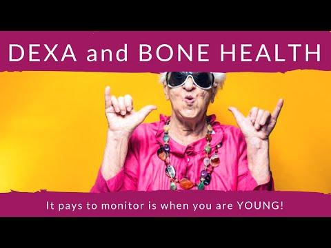 Jacinta King talks about DEXA and bone health.