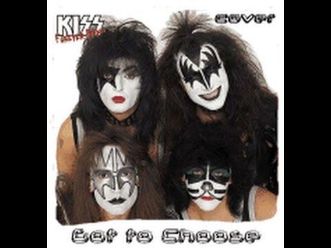 "KISS ""GOT TO CHOOSE"" cover Danny Vash & Nite Wolf"