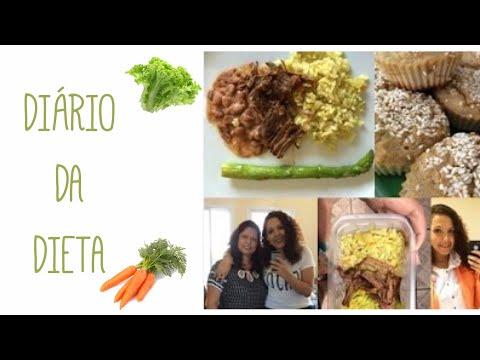 VLOG - DIÁRIO DA DIETA #7