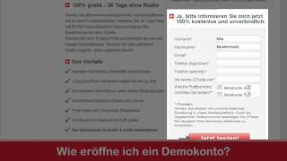 Anleitung für den MetaTrader 5 - Wie beantrage ich ein Demokonto?