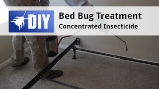 Bed Bug Treatment Step 3A