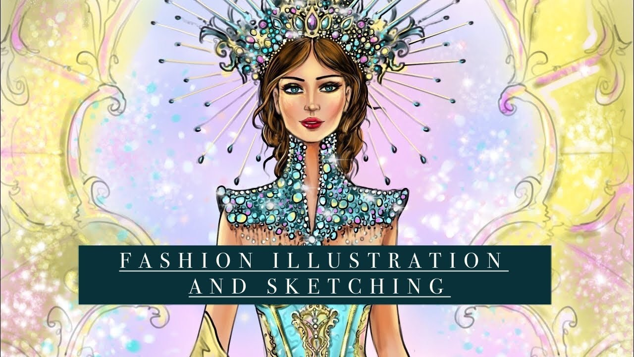Fashion Design Sketching and Illustration using Pro Fashion Sketchpad series Womenswear