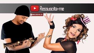 Ressuscita-me - Aline Barros & Filipe Bohlke (duet on Smule app)