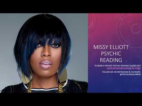 Missy Elliott Psychic Reading Mp3