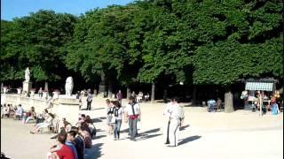 Palacio y jardínes de Luxemburgo