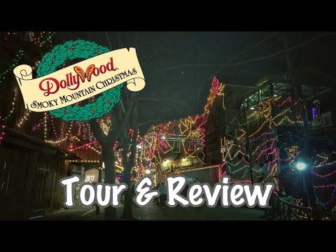 Dollywood Tour & Review during Smoky Mountain Christmas