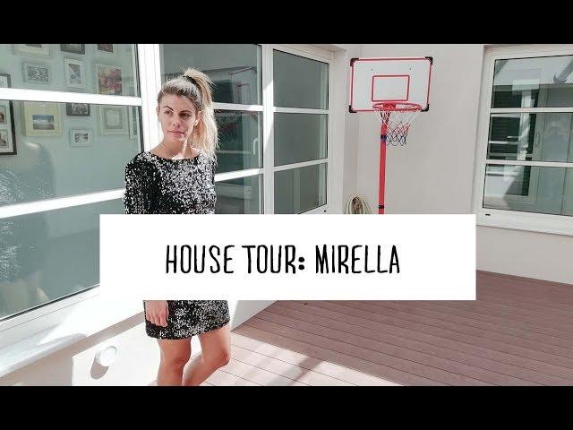 HOUSE TOUR: MIRELLA SARGANI