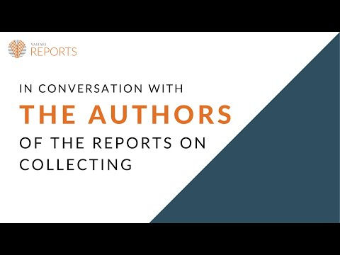 In conversation with the authors of the Reports on Collecting