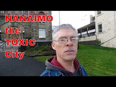 Nanaimo The Toxic City