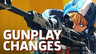 Apex Legends: Season 2 - Gunplay Tips And Changes