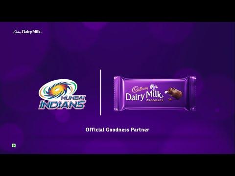 Cadbury Dairy Milk #SayThankYou   Mumbai Indians