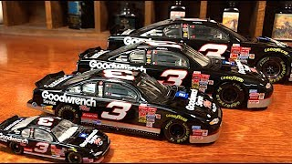 Two Diecast Car Collections - Relaxing ASMR