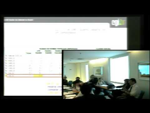 Coletiva de imprensa - CGI.br divulga indicadores inéditos sobre a Internet no país (2005)