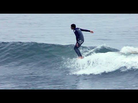 Santa Cruz Waves: Surfing at Pleasure Point Oct. 11, 2012