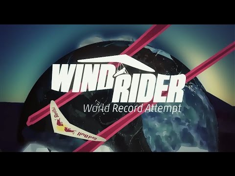Wind Rider [ Hang Gliding Documentary ]