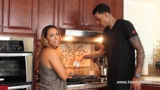 Cooking With The Barnes : Steak Sandwiches w/ Matt