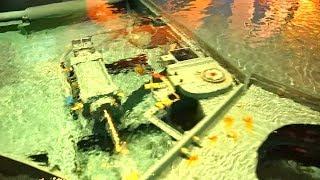 【マニアック】偏光フィルターで水中の配管を楽しむイッツ・ア・スモールワールド(2019年11月2日 TDL)