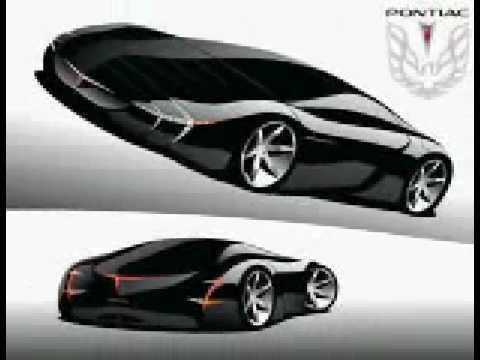 0 concept pontiac firebird car 2 youtube