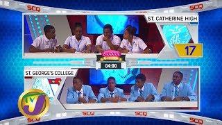 St. Catherine High vs St George's College: TVJ SCQ 2020 - January 20 2020