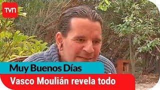 Vasco Moulián revela los secretos de los reality show   Muy buenos días