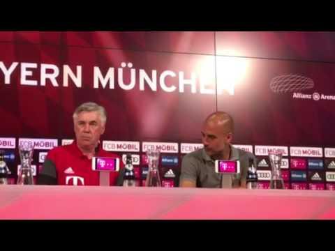 FC Bayern vs. Manchester City: Pep Guardiola über seine Rückkehr nach München