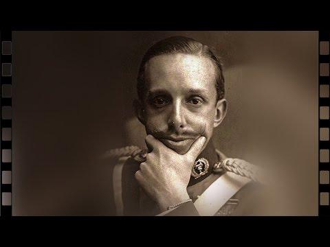 Alfonso XIII: Biografía