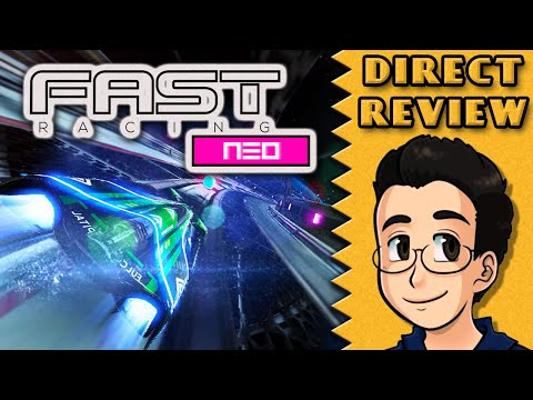FAST Racing NEO REVIEW - BGR!