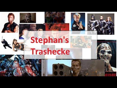 Stephan's Trashecke #8 - Robert Rodriguez